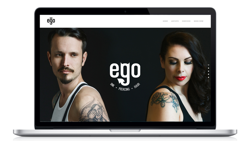Ego Website
