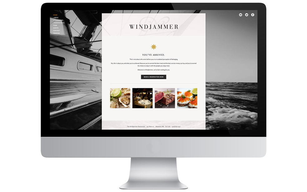 Windjammer Website