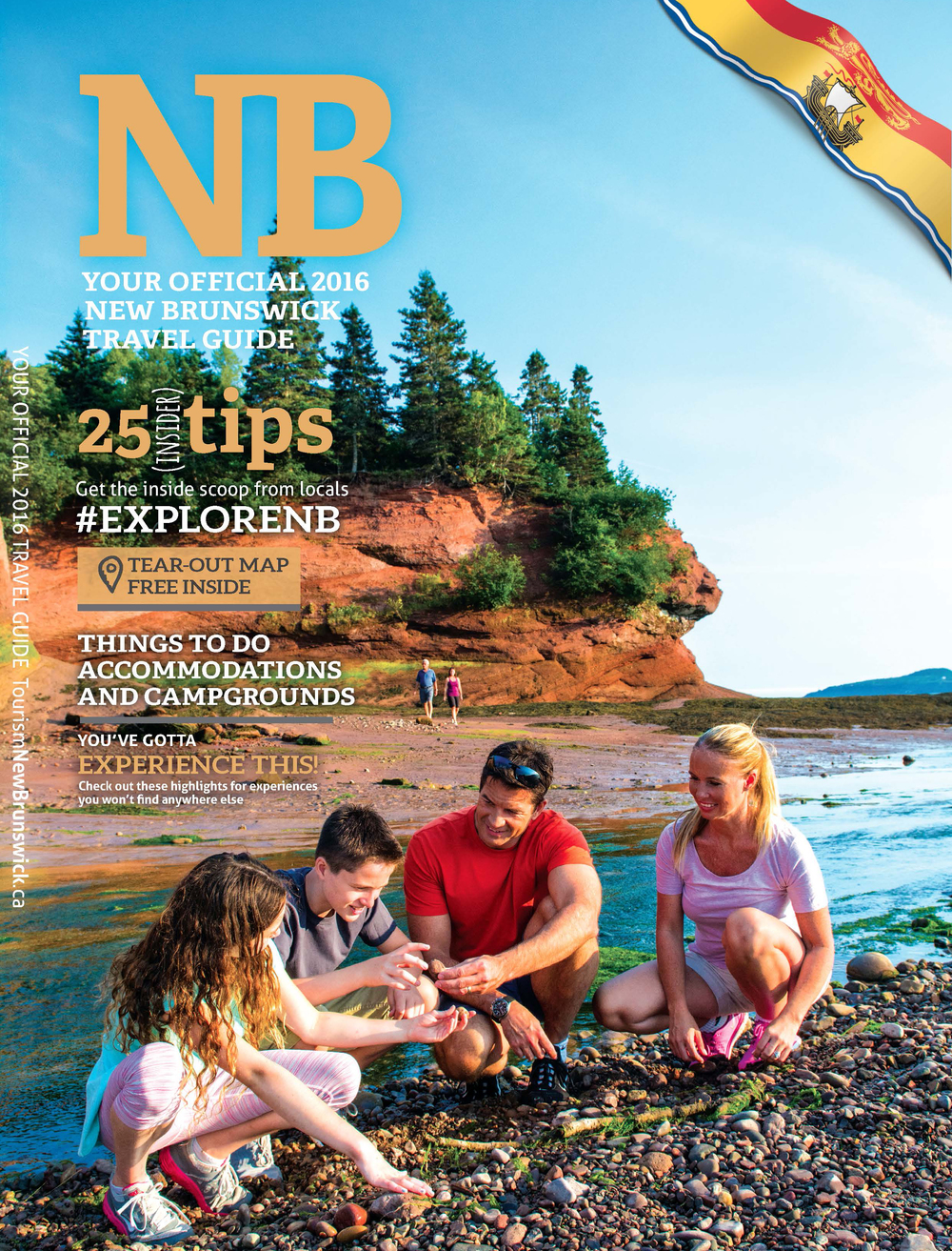 2016 New Brunswick Touring Guide
