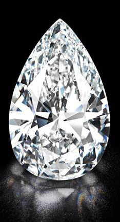 D-Flawless 101.73 Carat Diamond