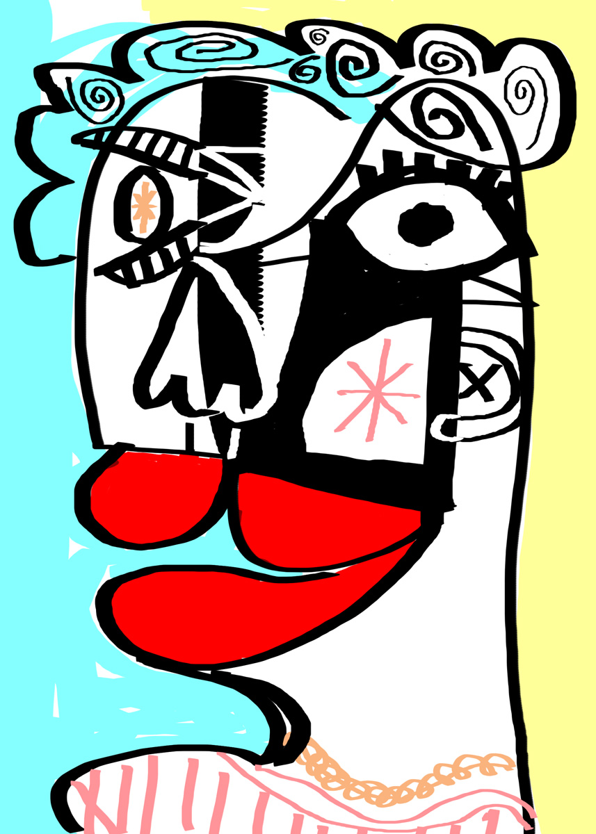 """""""Drawing 3"""", digital, 2014, print available"""