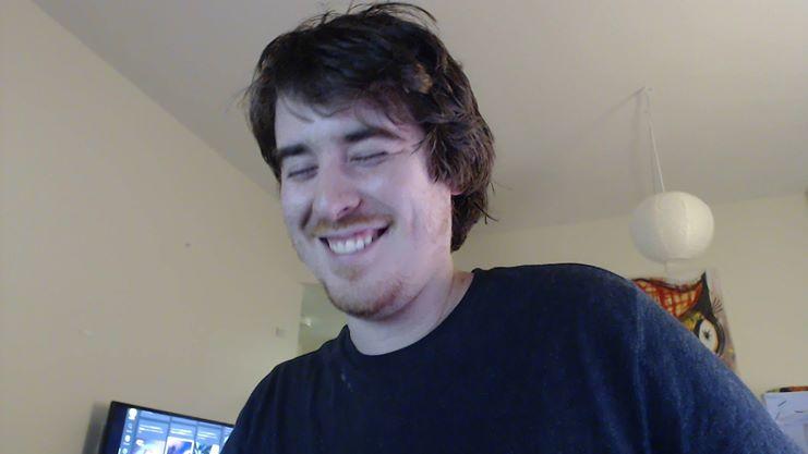 A photo of Matt Vaillette smiling!