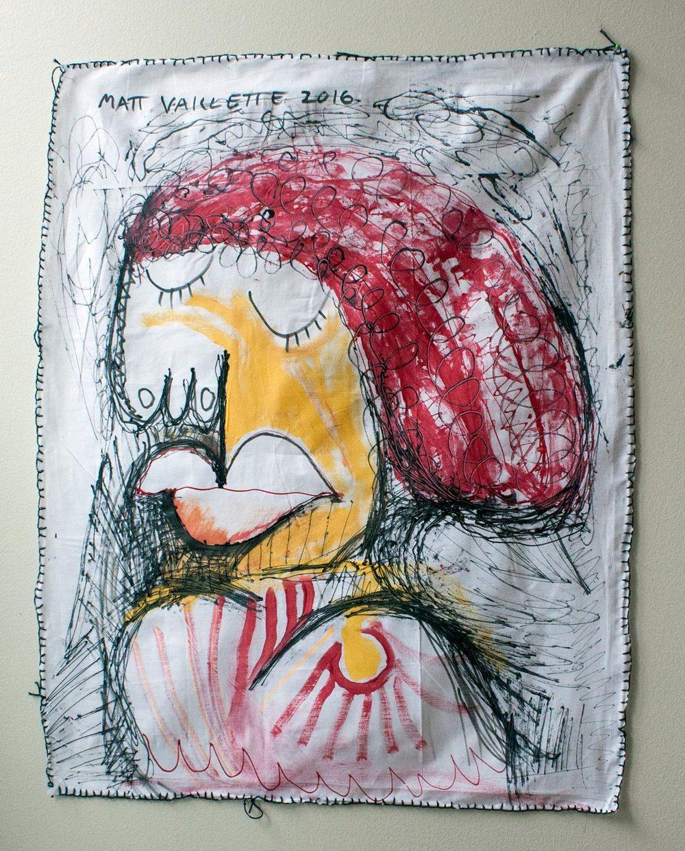 Tapestry by Matt Vaillette, 2016