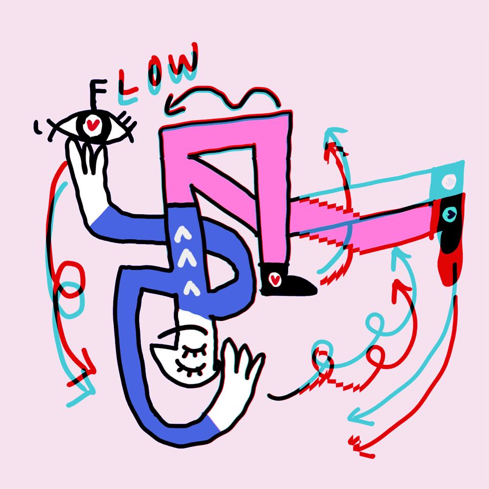 """""""Flow is Key"""" by Matt Vaillette"""