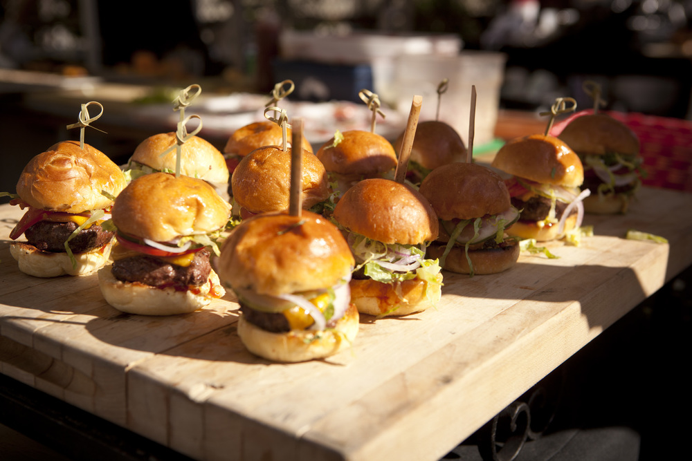 The 2013 Philly Burger Brawl