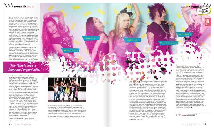 SWOOP Magazine - 2011