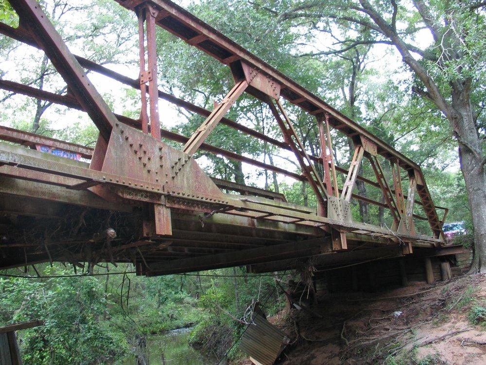 2004-06-17 12001-9 CR 402 Historic Bridge Replacement over Mustang Creek_23.JPG