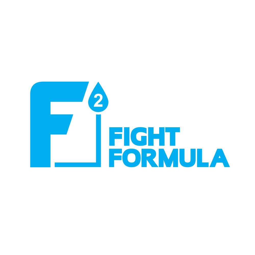 FIGHT FORMULA - Logo design for a thirst quenching sports drink.