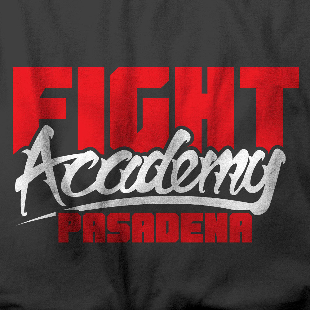 Apparel Design - Branded apparel design for a local mixed martial arts gym. Designs for t-shirts, rash guards and shorts are included.