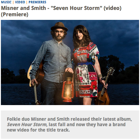Click this image to watch the premiere of our official Seven Hour Storm video!