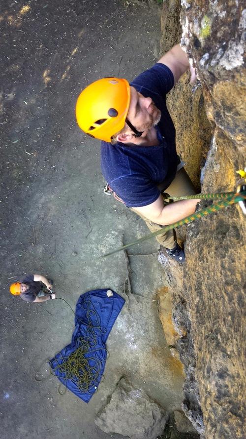 Copy of Rock Climbing Instruction - Top Rope Climbing