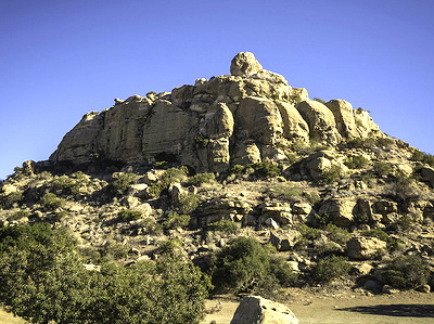 Los Angeles Rock Climbing - Stoney Point Park
