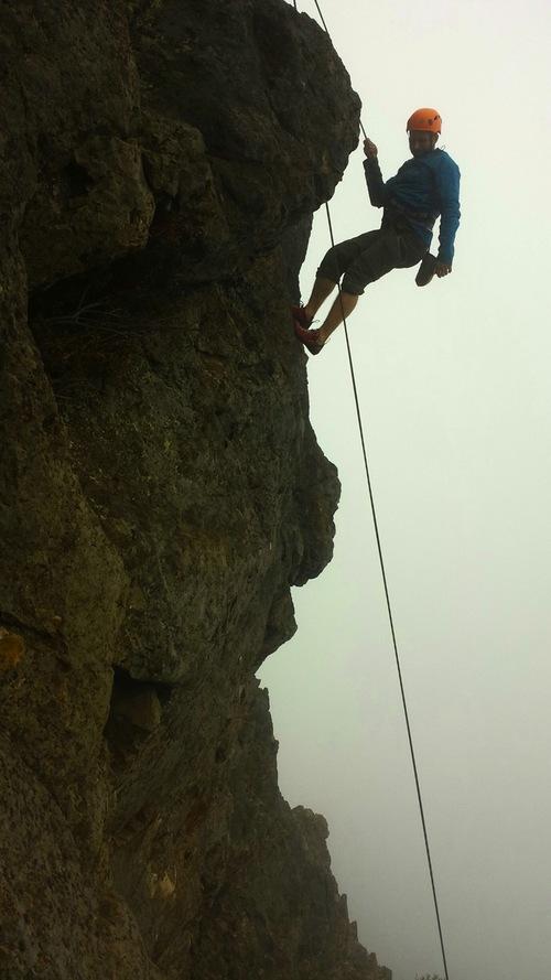 Climbing_Mt. Tam Lowering.jpg
