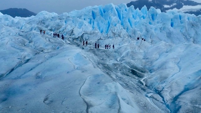 Ice Trek on Perito Moreno, Patagonia Argentina