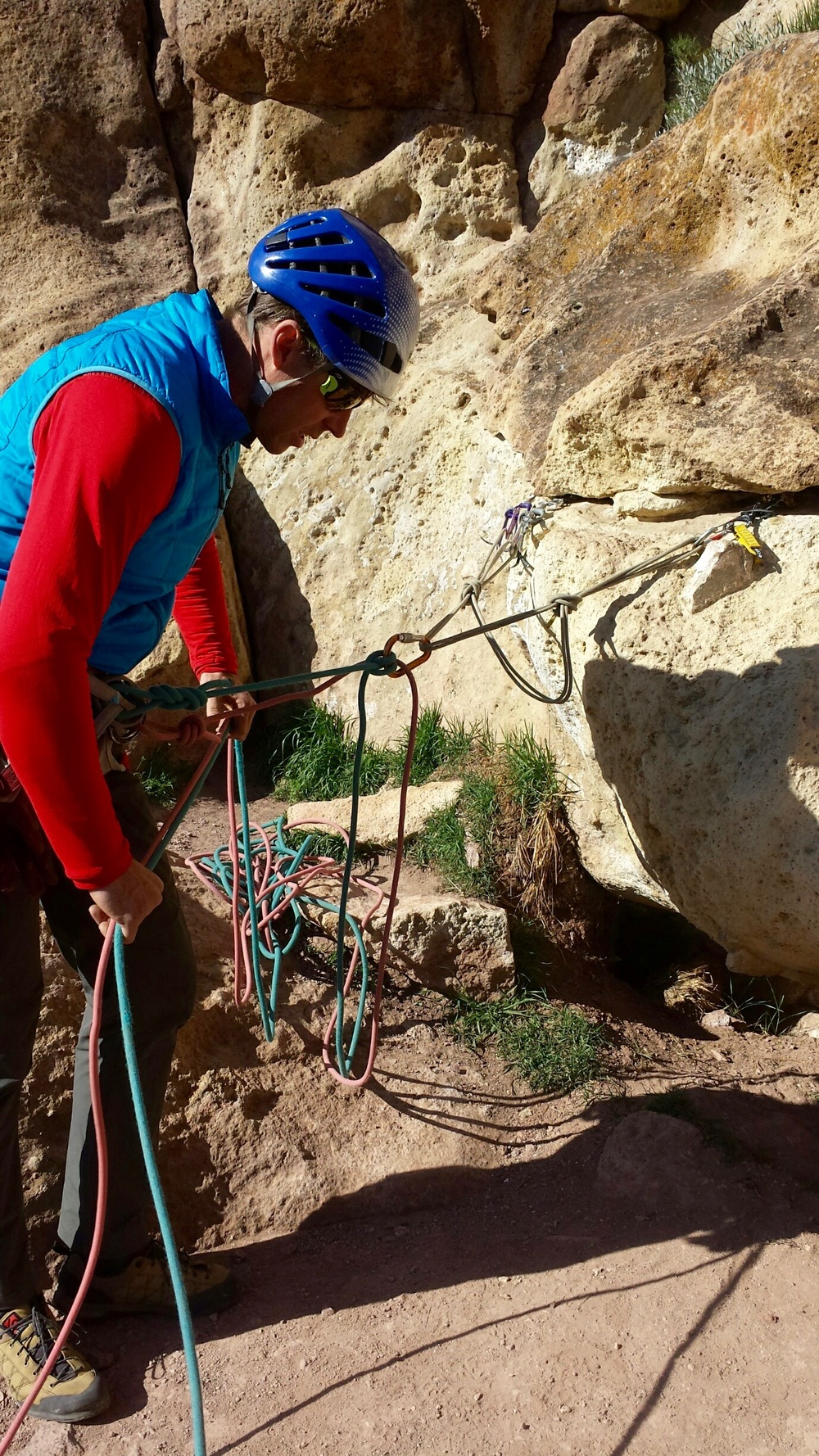 Copy of San Francisco Multi-Pitch Rock Climbing