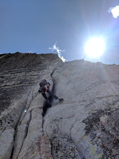 Rock Climbing Lovers Leap 2 SAANO Adventures Trad Climbing Multi Pitch.JPG