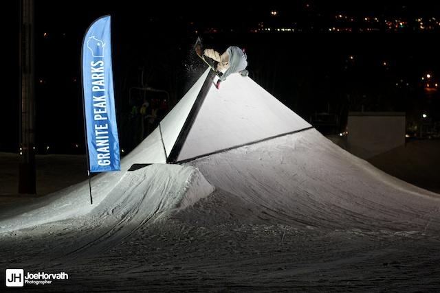 jory prather, forum snowboards, granite peak parks