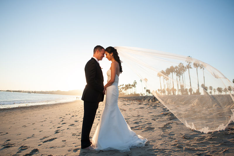 Beach weddings for East coast beach wedding locations