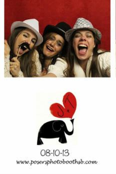 PHOTO BOOTH RENTALS : http://www.posersphotoboothsb.com