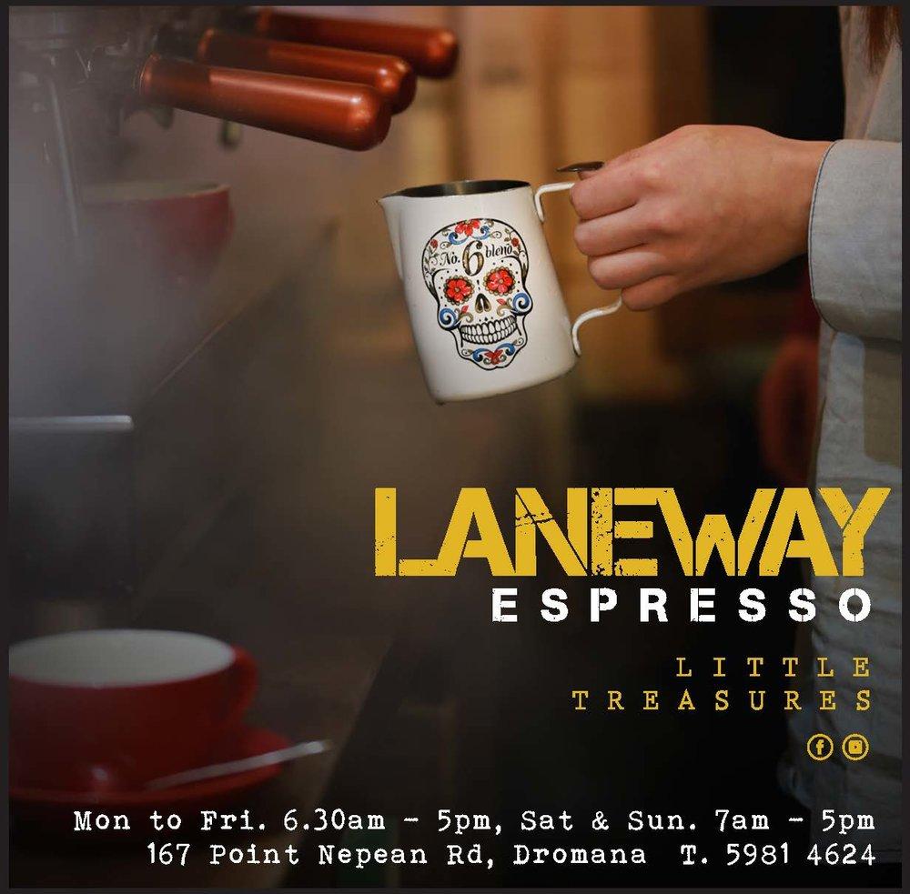 Laneway Espresso August 2016.jpg