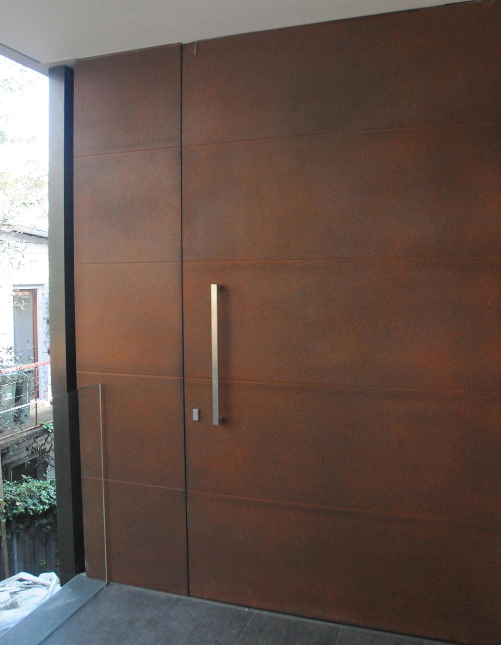 Image Number 5 Of Rusted Steel Doors & Rusty Steel Doors \u0026 Image Number 5 Of Rusted Steel Doors