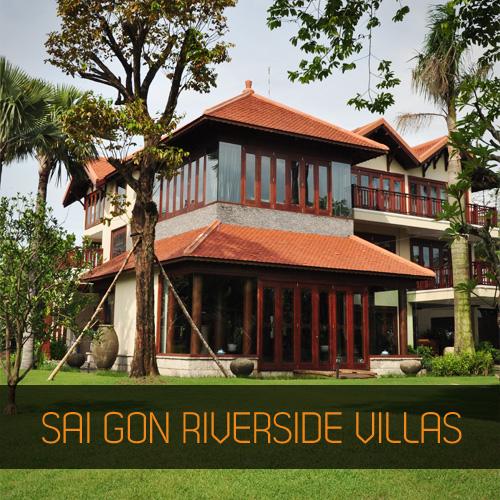 Saigon Riverside Villas