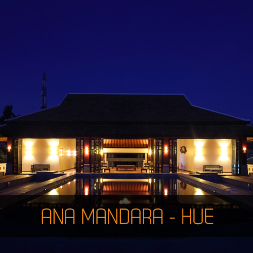 Ana Madanra Resort - Hue