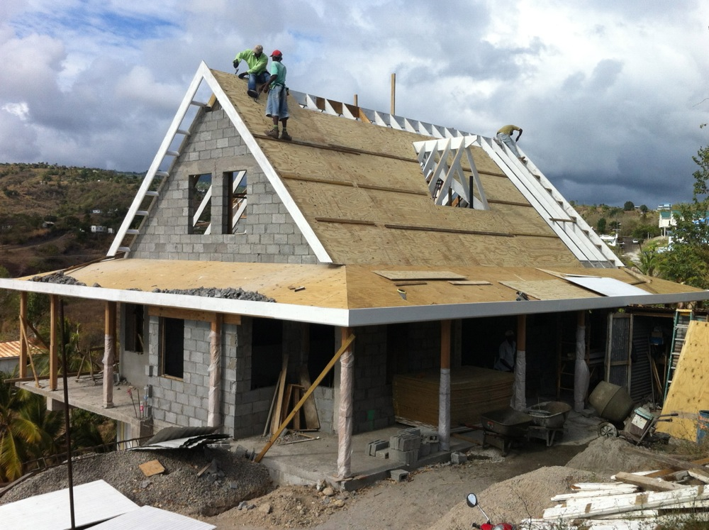 St. Lucia Construction Update April 2013