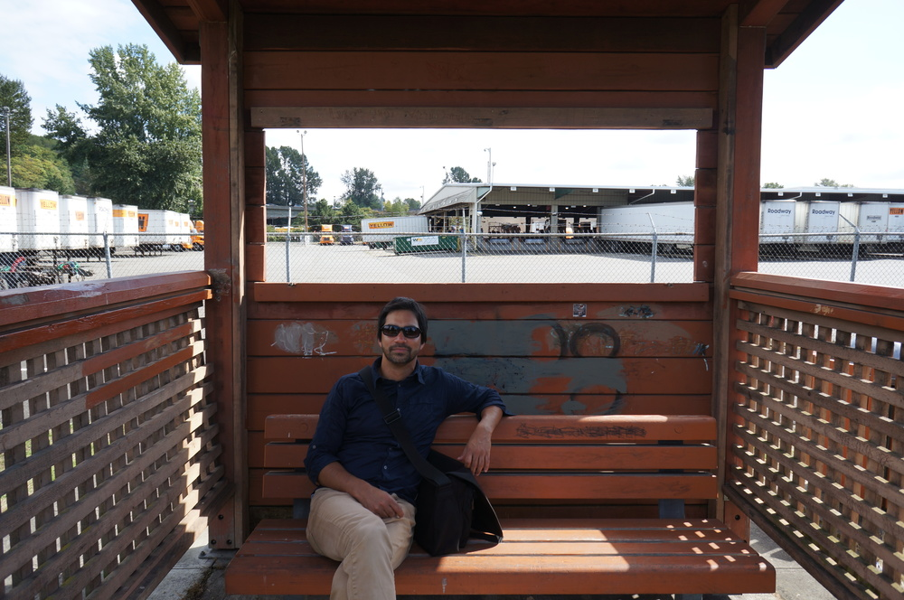 Suresh, Depressed on the Duwamish