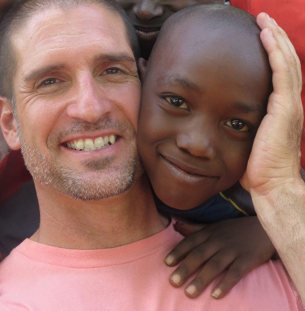 Mark in Africa