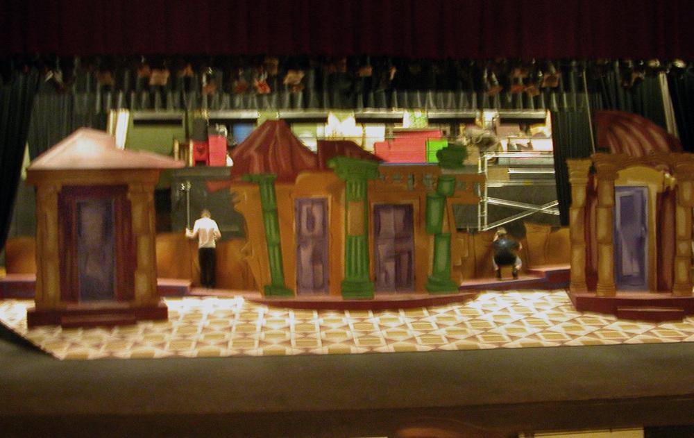Theater — Andrea Linnae Parkhill