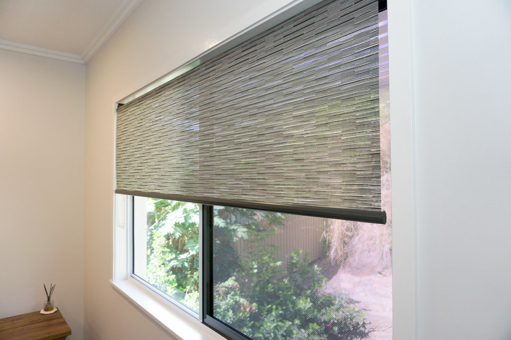 Roller Blinds Custom Blinds Townsville The Coloured House
