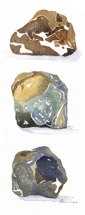 Rock Portraits