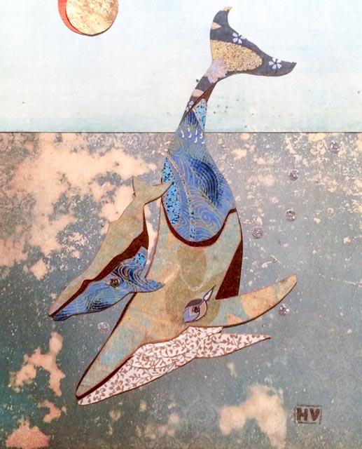 Ocean Song - Sold