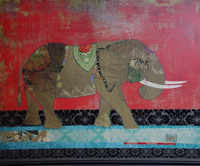 Elephant - Sold