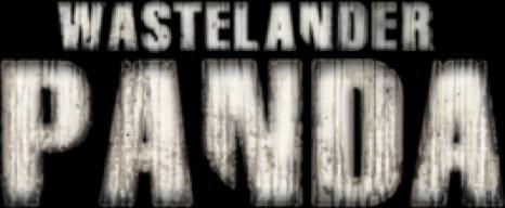Wastelander Panda Logo