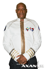 Tony Todd as Admiral Ramirez