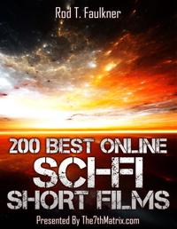 Sci-Fi Short Film Guide 200 Best Online Short Films Cover