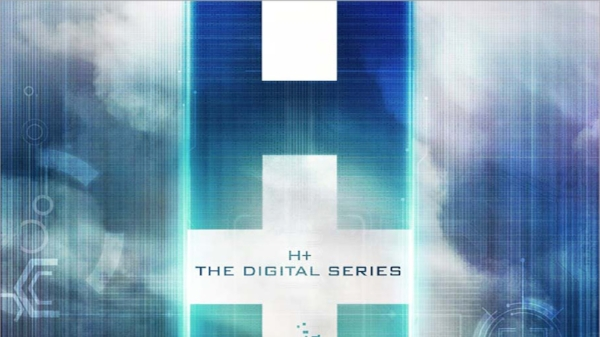 Large HPlus Digital Series Logo