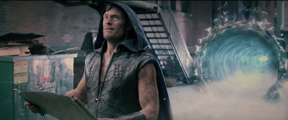 Tahmoh Penikett as Alar.  Image property of First Love Films