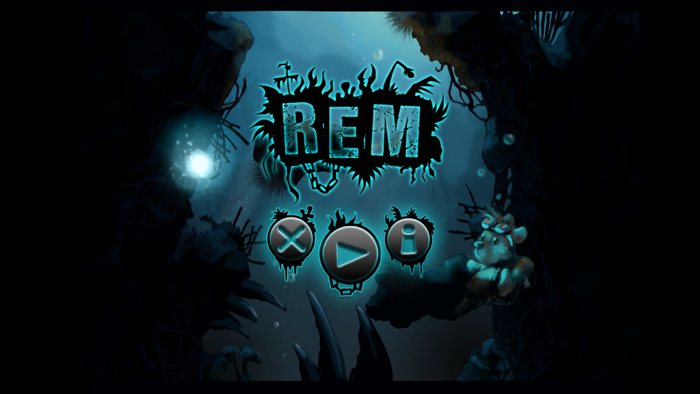 REM Start Screen