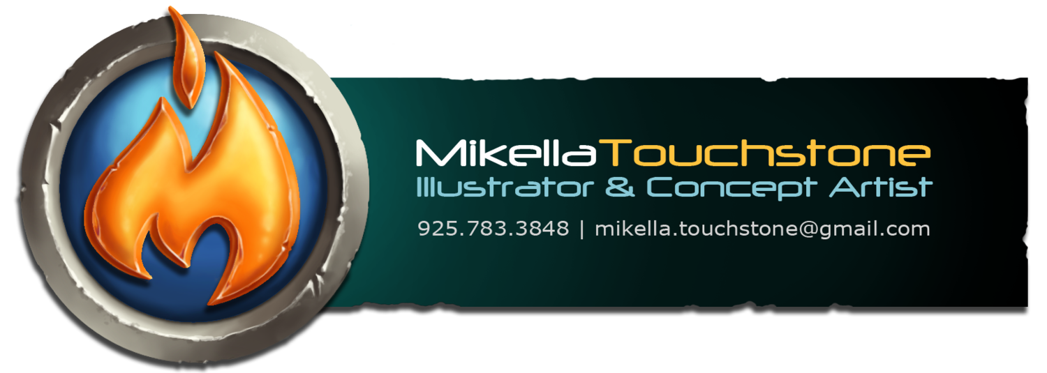 Mikella Touchstone Art