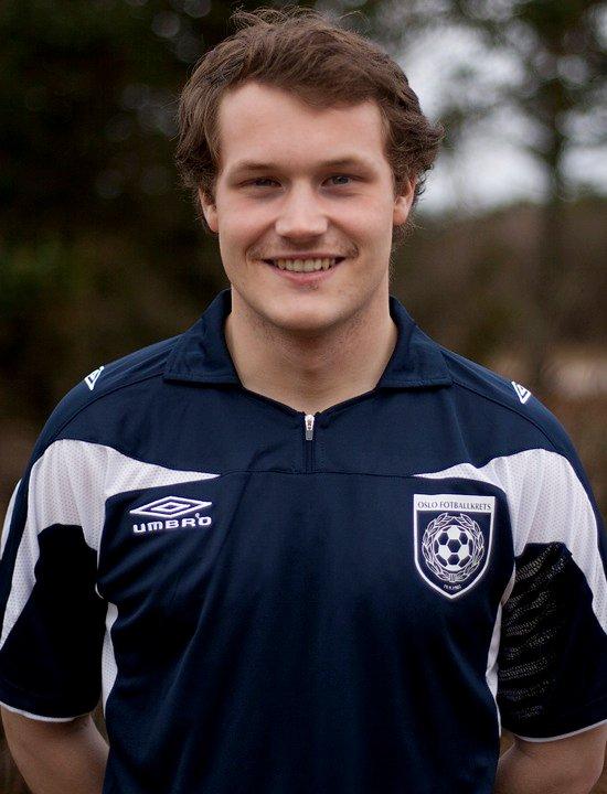 Klar for toppfotballen: Fredrik Brekke.