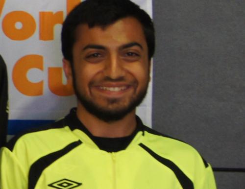 TALENT:  Sulman Hussain fikk sin 2.divisjonsdebut i Østsiden-Birkebeineren.