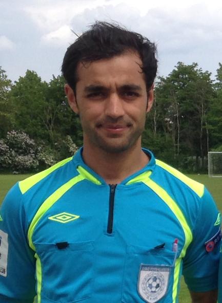 Furuset-dommer Imran Tariq debuterer i Obos-ligaen.