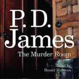 The Murder Room by P D James 2014