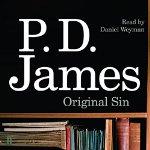 Original Sin by P D James 2015