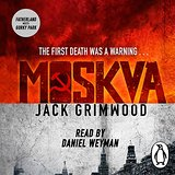 Moskva by Jack Grimwood 2016