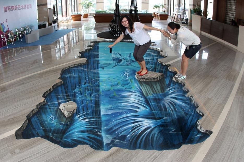 Artistas graffiti 3D para contratar