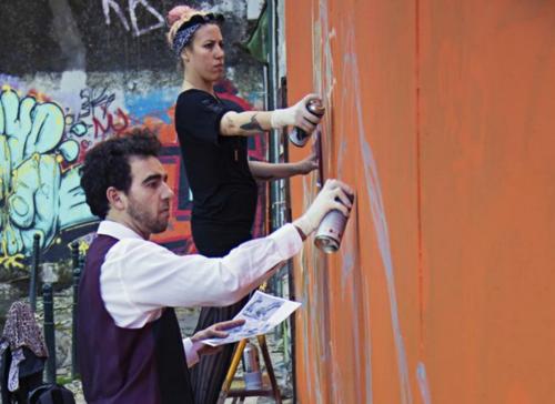 Compre Graffiti. Workshops